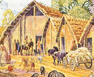 bell-beaker-village